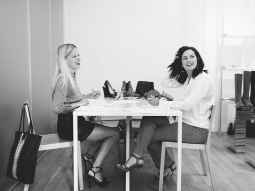 Behind The Scenes with Loeffler Randall and Saks POV