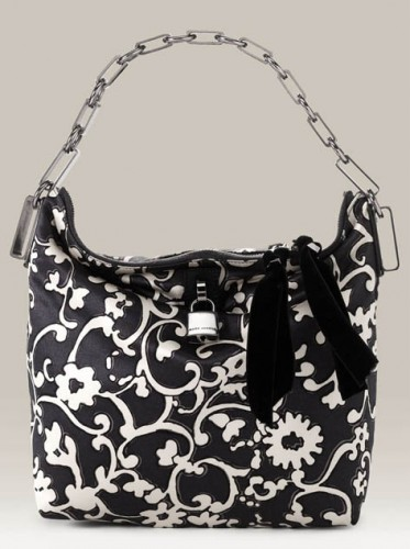 Marc Jacobs Cartoon Paisley Rage Bag