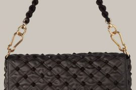 Marc Jacobs Studded Satin Bag