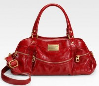 Marc by Marc Jacobs Strippy Zippy Groovee Bag