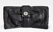 Marc by Marc Jacobs Totally Turnlock Bow Clutch