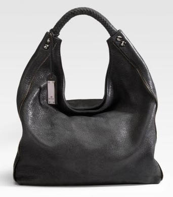 Michele Inez Leather Hobo - PurseBlog