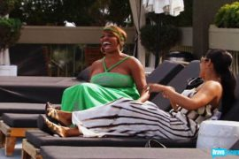 Real Housewives of Atlanta: I don't have a quote because my DVR is broken.