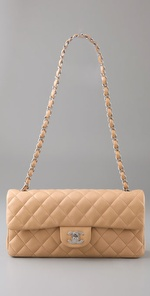 Vintage Chanel Single Chain Bag