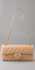 Vintage Chanel Single Chain Bag