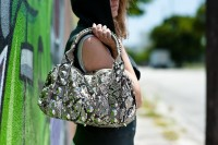 Be&D Garbo Satchel in Python