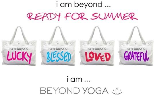 Beyond Yoga Tote