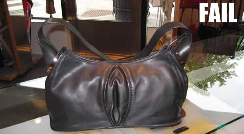 Purse Design Fail