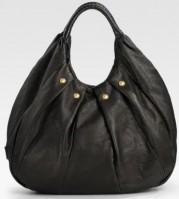 Badgley Mischka Platinum Label Anu Structured Hobo