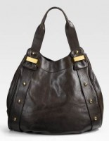 Badgley Mischka Platinum Label Aurelia Tote