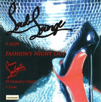 Christian Louboutin Fashion's Night Out