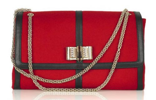 Christian Louboutin Sweet Charity Flap Bag