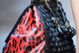 Fashion Week Spring 2010: Dolce & Gabbana Handbags