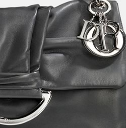 Dior Demi Lune Small Flap Bag