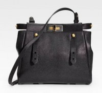 Fendi Peekaboo Roll Bag
