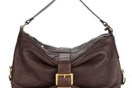 Michael Kors Heidi Tumbled Lamb Large Hobo