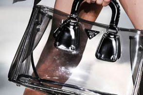 Fashion Week Spring 2010: Prada Handbags