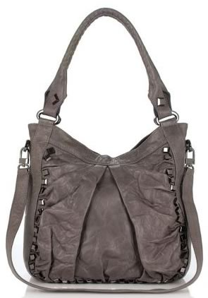 Treesje Stone Marley Mini Leather Tote