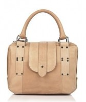 West/Feren Joplin Leather Satchel