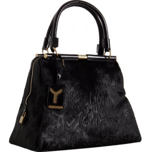 yves saint laurent cabas chyc tote bag - Yves Saint Laurent Calf Hair Majorelle Bag - PurseBlog