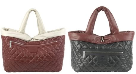 Chanel Coco Cocoon Bags