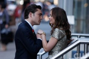 "Gossip Girl: ""I thought I'd never use it…but have you seen the stitching?"""