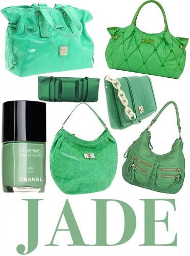 Jade Handbags