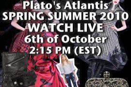 Watch Alexander McQueen SS 2010 Live