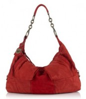 Andrew Marc Amadeus Anastasia Leather Hobo