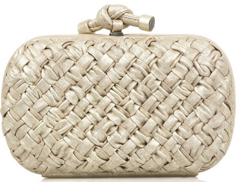 1908a96dc2f9 Bottega Veneta Boudoir Intrecciato Knot Clutch - PurseBlog