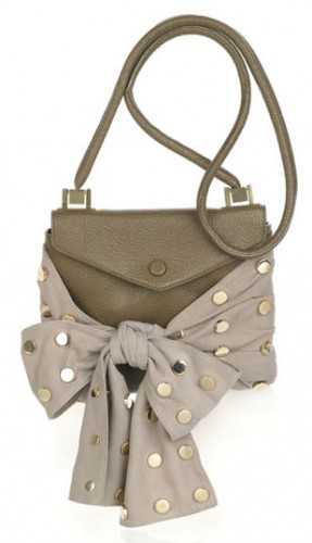 Chloe Polka Dots Leather Bag