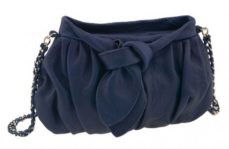 Junior Drake Pleated Mini Bag