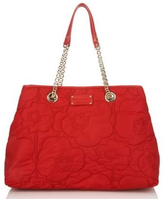 Kate Spade Quilted Poppy Fields Maryanne Tote