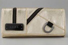 L.A.M.B. Zip Wallet