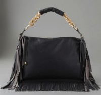 Twelfth St. by Cynthia Vincent Miles Fringe Bag