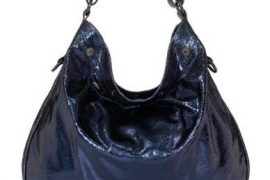 Mulberry Cracked Leather Mitzy Hobo