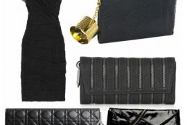 A Little Black Bag for Your LBD