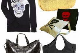 Skull Inspired Handbags In Time for Halloween