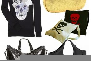 Skull Inspired Handbags In Time for Halloween