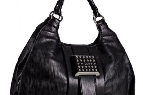 Tod's Ribbed Leather Bag