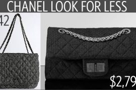 Look for Less: Chanel
