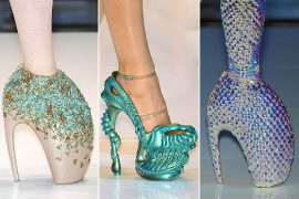 Fashion Week Shoes: Alexander McQueen