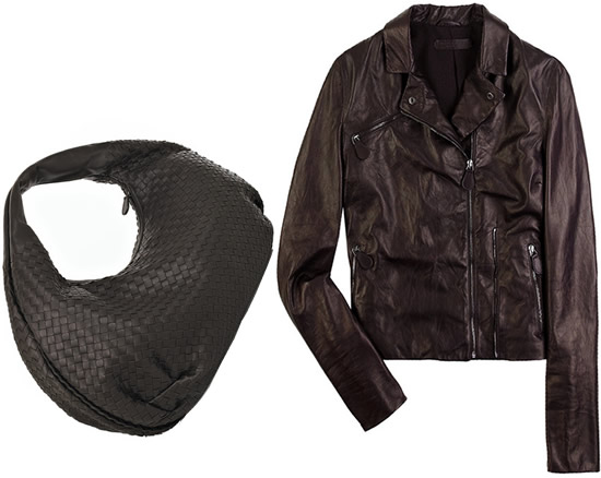 Bottega Veneta Jacket and Bag