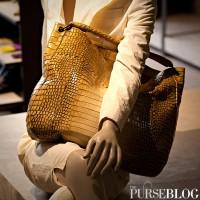 Bottega Veneta Paille Cocco Glace Bag - $35,000