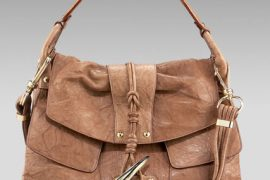 Donna Karan Sabre Shoulder Bag
