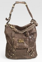 Juicy Couture Lock It Want It Shoulder Bag