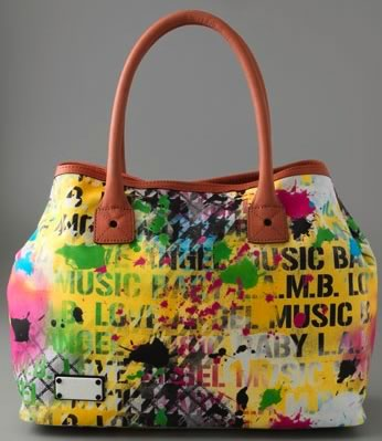 L.A.M.B. Williamsfield Tote