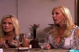 """Real Housewives of Orange County: """"The only time you're in the press is when you're talking about me."""""""