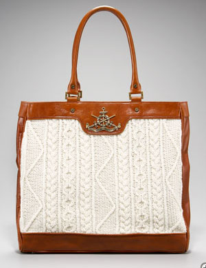 Tory Burch Amulet Tote