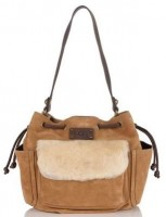 UGG Shearling Medium Pouchette